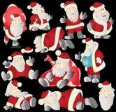 Santa Imagenes de archivo