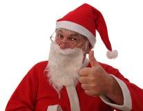 Santa Fotografia de Stock
