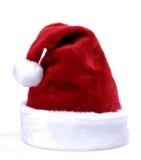 шлем santa Стоковое Изображение