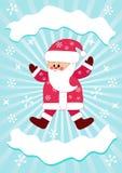Santa. Stock Photo