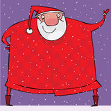 Santa Image stock