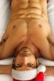 santa сексуальный Стоковые Изображения