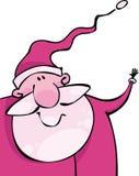 Santa Fotografia de Stock Royalty Free