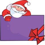 Santa Imagem de Stock Royalty Free