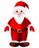 Santa Photographie stock libre de droits