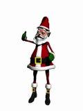 Santa. Immagine Stock Libera da Diritti