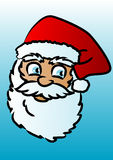 Santa Imagen de archivo