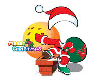 Santa 5 Stock Images