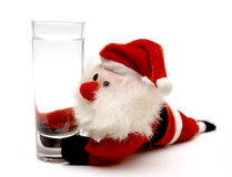 Santa Foto de Stock Royalty Free