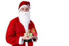 Santa Royalty Free Stock Photo