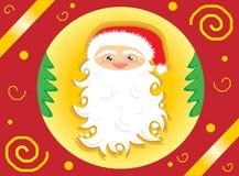 Santa Imagens de Stock Royalty Free