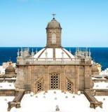 Santa Ana Cathedral (1) Stock Image