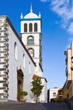 Santa Ana Church, Garachico, Tenerife Royalty Free Stock Images