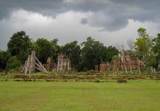 Santa Ana Mission Ruins Stock Images
