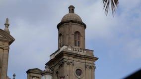 Santa- Anakathedrale stock video footage