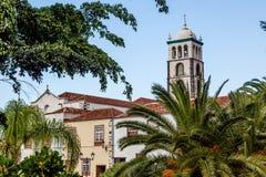 Santa- Anakirche. Garachico, Teneriffa. Lizenzfreies Stockfoto