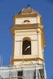 Santa Anna church old town Cagliari Sardinia Royalty Free Stock Photos
