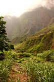 Santa Antao in Cabo Verde Royalty Free Stock Images