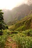 Santa Antao dans Cabo Verde Images libres de droits