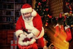 Santa anziana Fotografie Stock