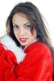 Santa atractivo Imagenes de archivo