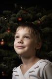 Santa attendente Fotografia Stock