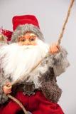 Santa avec des cadeaux Photos stock