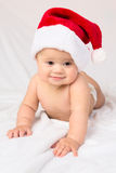 Santa Baby Fotografia Stock