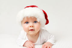 Santa Baby Royalty-vrije Stock Afbeelding