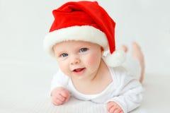 Santa Baby Photos libres de droits