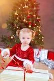Santa Baby photo libre de droits