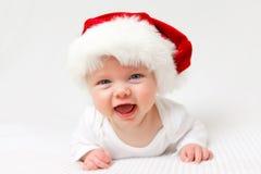 Santa baby Royalty Free Stock Images