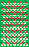 Santa background Royalty Free Stock Photography