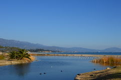 Santa Barbara, ασβέστιο Στοκ φωτογραφία με δικαίωμα ελεύθερης χρήσης
