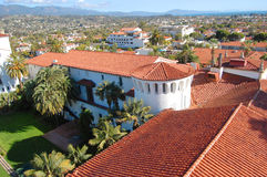 Santa Barbara Royalty Free Stock Photos