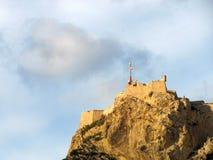 Santa Barbara, Alicante royalty-vrije stock afbeeldingen