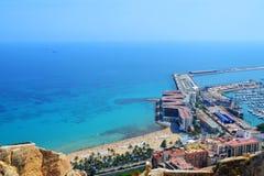 Santa Barbara, Alicante royalty-vrije stock fotografie