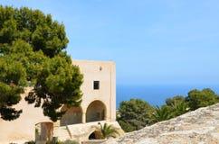 Santa Barbara, Alicante royalty-vrije stock afbeelding