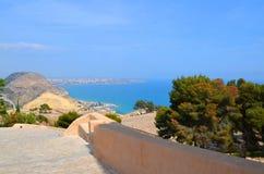 Santa Barbara, Alicante royalty-vrije stock foto's