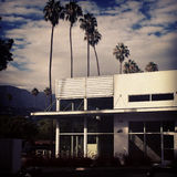 Santa Barbara budynek Zdjęcia Stock