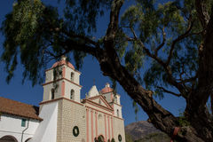 Santa Barbara, CA, de V.S. - Opdracht Royalty-vrije Stock Afbeelding