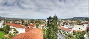 Santa Barbara, Califoania - Court House Buildings Royalty Free Stock Photo