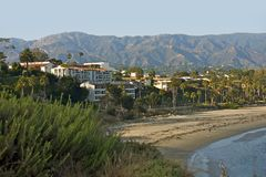 Santa Barbara California Royalty Free Stock Images