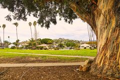 Santa Barbara California-buurt royalty-vrije stock fotografie