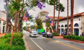 Santa Barbara - California Travel Shots Stock Image