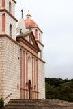 SANTA BARBARA, CALIFORNIA/USA - 10 ΑΥΓΟΎΣΤΟΥ: Η αποστολή σε Santa Στοκ Φωτογραφίες