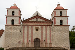 SANTA BARBARA, CALIFORNIA/USA - AUGUST 10 : The Mission in Santa Stock Images