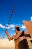 Santa Barbara Castle, Alicante Royalty-vrije Stock Afbeeldingen