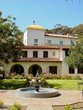 Santa Barbara Church and Mission Royalty Free Stock Photo
