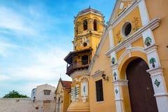 Santa Barbara Church View image stock